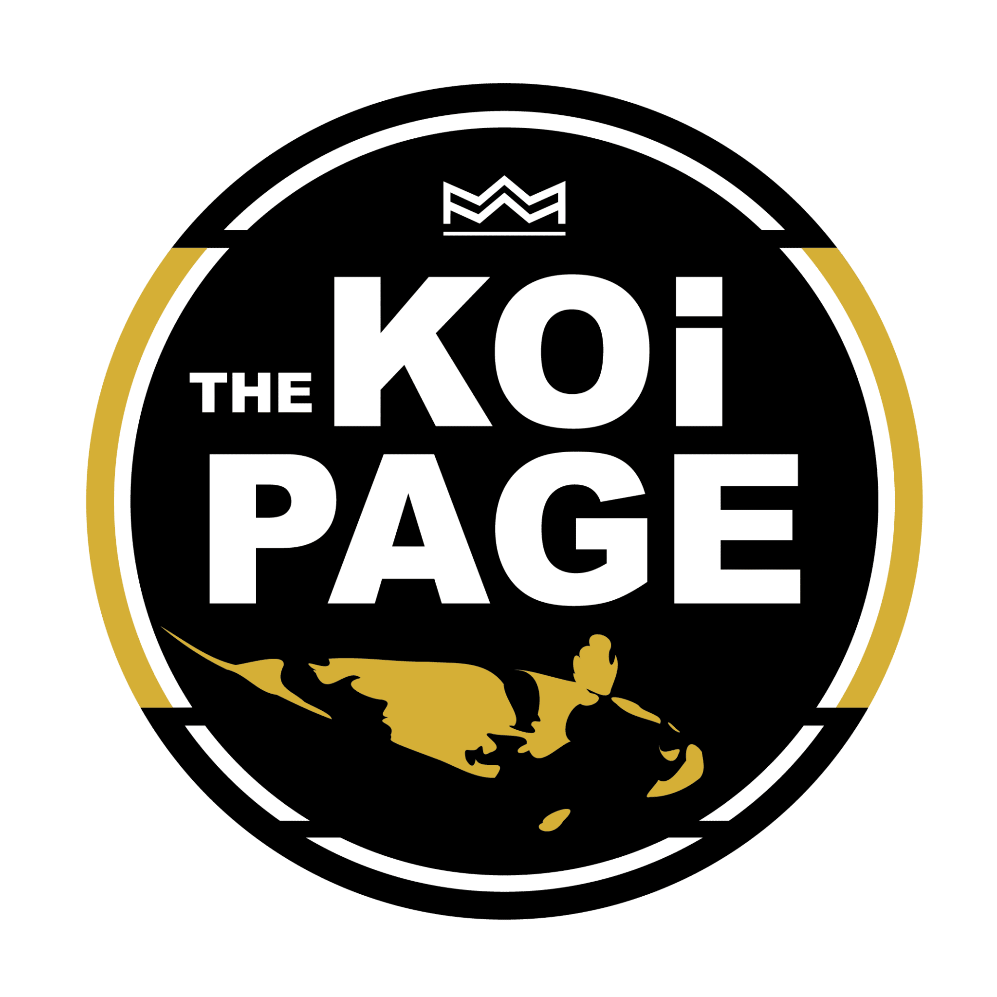 logo-The Koi Page_def